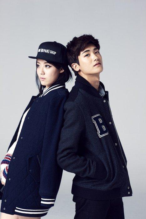 Nam Ji Hyun dan Park Hyung Sik ZE:A, Pacaran