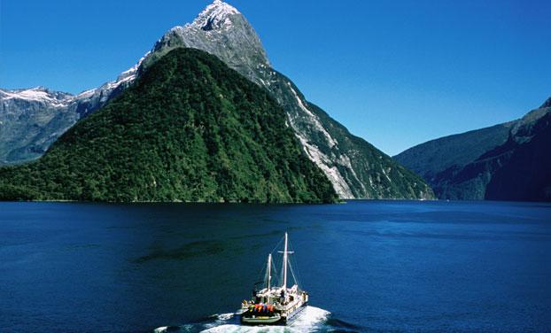 Obyek Wisata QUEENSTOWN, Selandia Baru