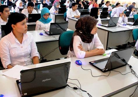 pendaftaran Calon Pegawai Negeri Sipil (CPNS) 2014