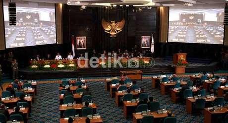Para Anggota DPRD DKI Jakarta 2014-2019