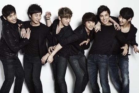 Boygroup K-pop ZEST