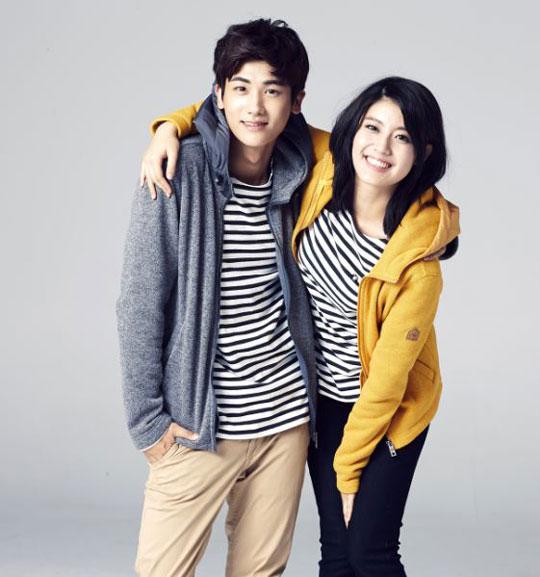 Park Hyung Sik - Nam Ji Hyun dalam Pemotretan