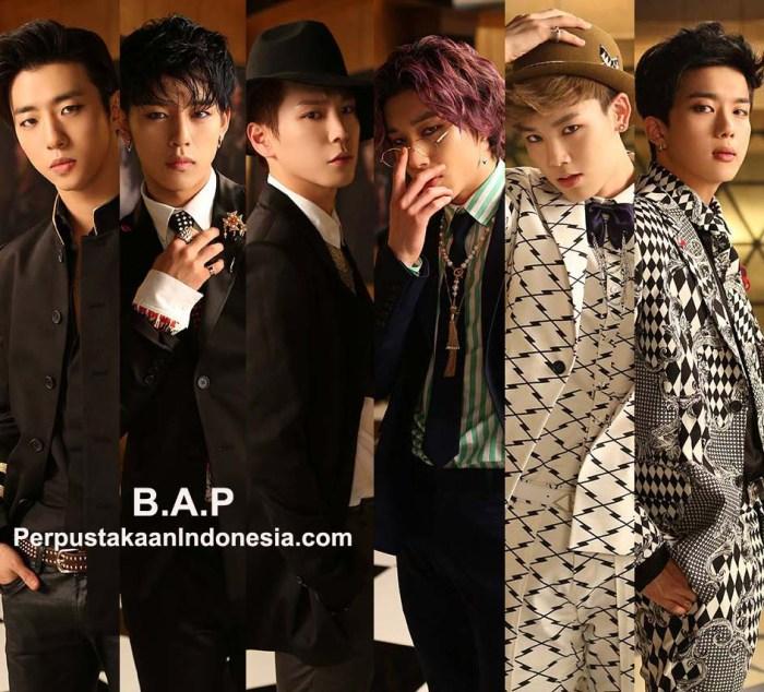 Boyband B.A.P