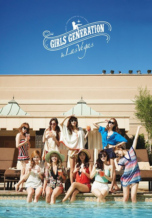 Album foto Girls' Generation