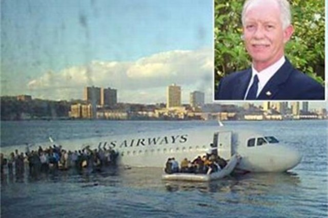 Pilot Capt. Chesley B. 'Sully' Sullenberger