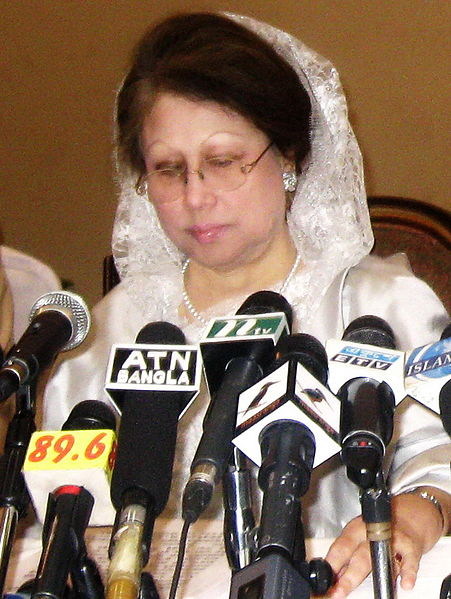 PM Wanita Pertama Bangladesh Khaleda Zia