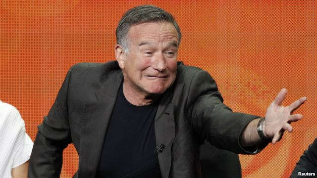 Robin Williams Gantung Diri
