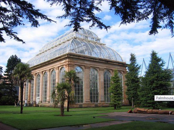 Royal Botanical Gardens Skotlandia