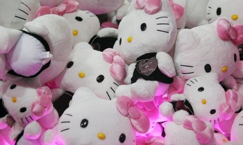 Asal-usul Boneka Hello Kitty