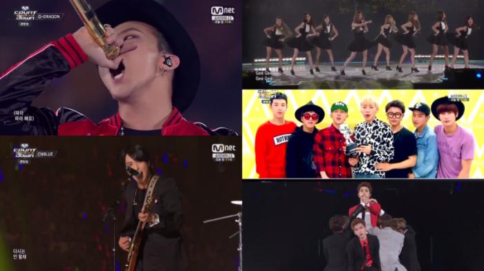 Suasana Konser KCON 2014