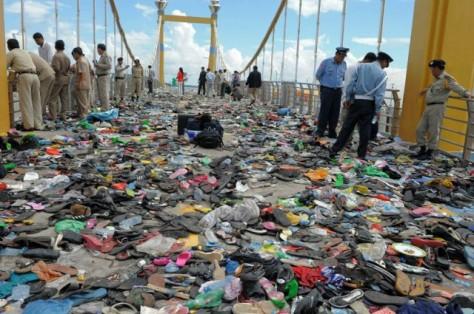 Tragedi Jembatan Suspensi Phnom Penh, Kamboja