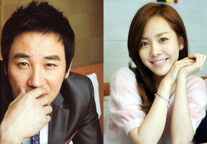 Uhm Tae Woong dan Han Ji Min Bermain Kembali dalam K-Drama