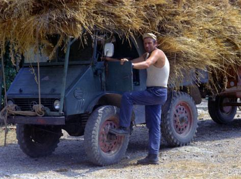 Unimog 401 in 1969