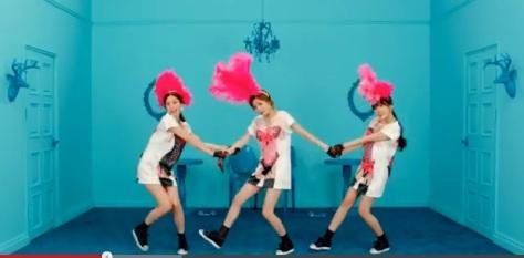 My Copycat versi dance