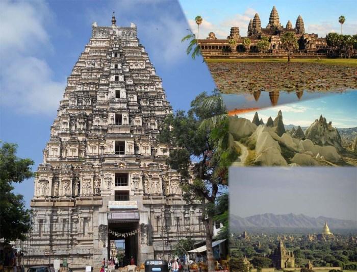 Wisata ke Situs UNESCO