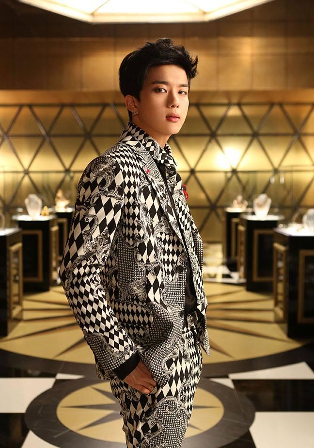 Gambar Youngjae B.A.P