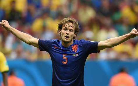 Profil Daley Blind
