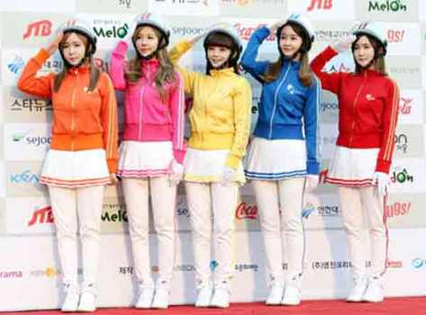 Busana Buruk Girlgroup Crayon Pop