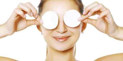 Cara Sangat Mudah Menghilangkan Lingkaran Hitam Mata