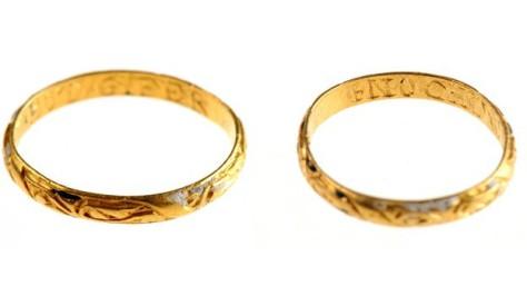 Cincin Pertunangan Berumur 300 tahun Ditemukan di Irlandia