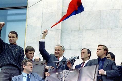 Fakta dan Sejarah Presiden Boris Nikolayevich Yeltsin