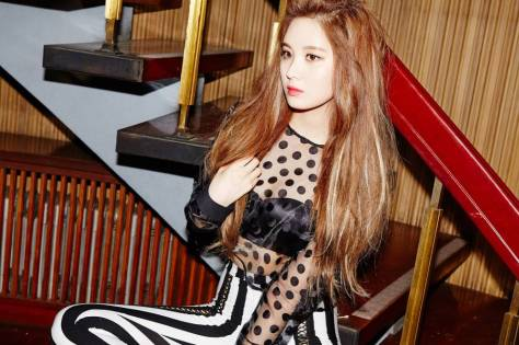 Foto Seohyun TaeTiSeo yang sangat seksi