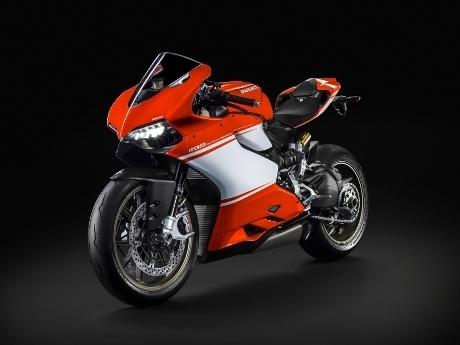 Harga Motor Ducati 1199 Superleggera