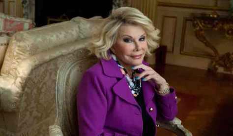 Joan Rivers Meninggal Dunia Usia 81 tahun