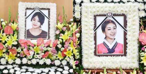 Kematian EunB dan RiSe Ladies Code