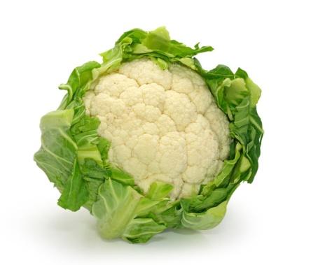 Kembang Kol Makanan dengan Protein banyak Baik untuk Vegetarian