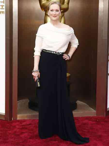 Kisah sukses Meryl Streep