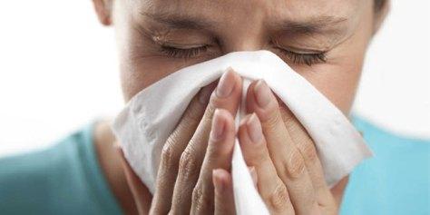 Mengobati Hidung Tersumbat atau Sinusitis