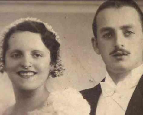 Pasangan menikah terlama di Inggris