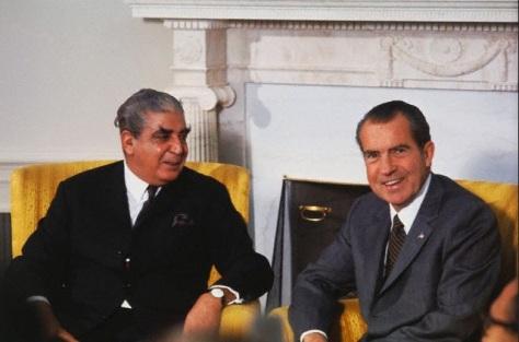 Profil Presiden Agha Mohammad Yahya Khan
