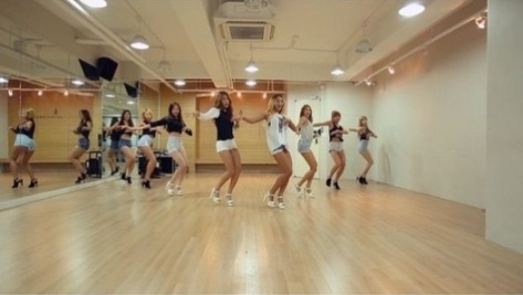 Video SISTAR ketika latihan
