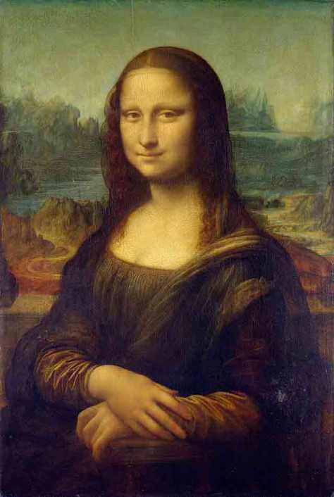 Lukisan Monalisa (Photo: wikipedia)